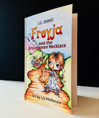 Freyja Paperback Photo 01